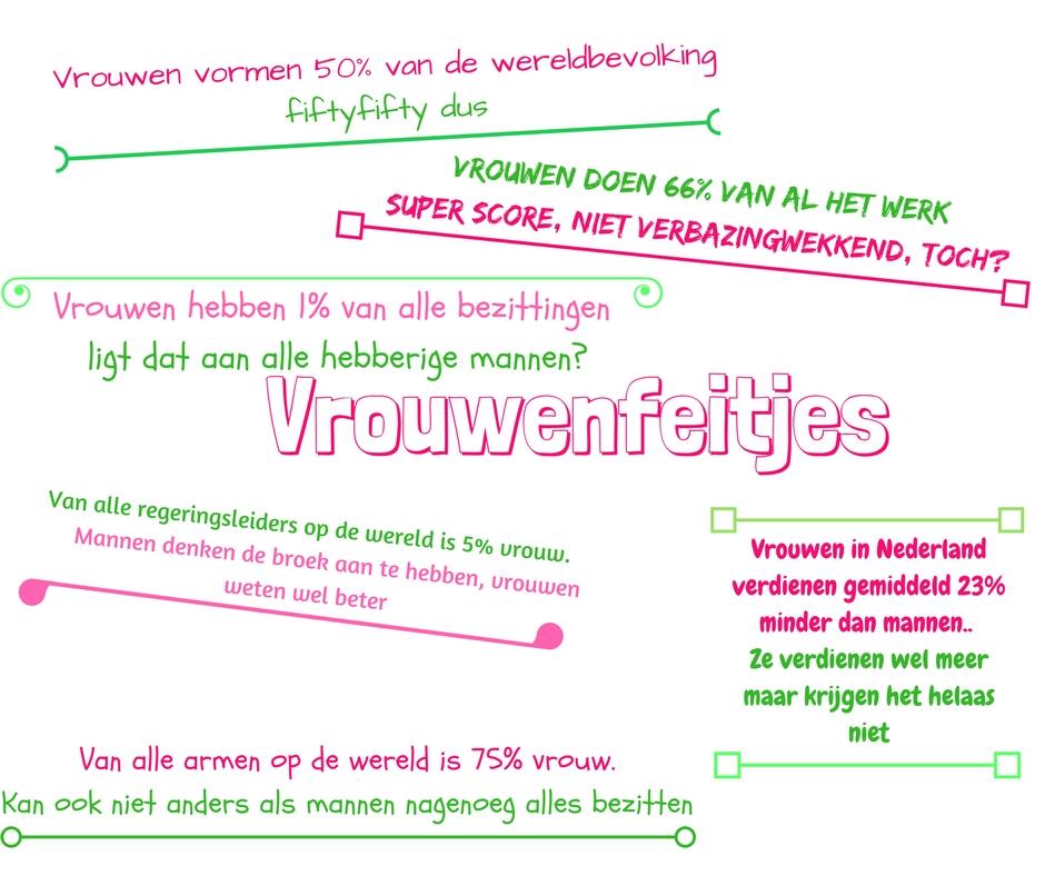 Vrouwenfeitjes (1)